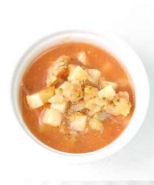 POCHI 鶏肉と野菜のトマトスープ 100g